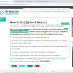 How To Optimize Your On Page Content For SEO - Boost Google Rankings