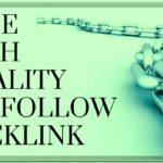 Do follow high quality free backlinks from high authority website off page SEO techniques 2019