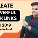 How to CREATE BACKLINKS in 2019 (Step-by-Step Blueprint)