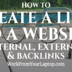 How to Create a Link to a Website - Internal, External, & Backlinks