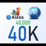 Boost Alexa Rank - We boost improve increase your Global Alexa rank to 40K