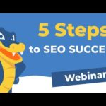 5 Steps to Website SEO Success