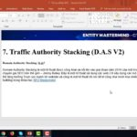 6.13 -  Intro Traffic Authority Stacking T.A.S