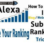 Boost Your Alexa Ranking | Submit Your Website In Alexa Ranking