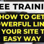 Getting QUALITY Backlinks to Your Website the EASY Way | POWERFUL Backlinks SEO Strategy [PART 8]