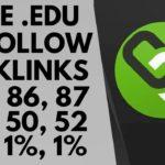 High pr dofollow backlinks | Free edu backlinks | Dofollow backlinks submission site 2019 (Hindi)