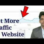 How to increase Traffic to Your Website | Improve Google Ranking of your Website in 2019