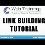Link Building Basics Tutorial - Back link Building for SEO