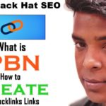 PBN (Private Blog Network) Explained in Hindi