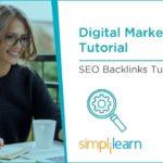 SEO Backlinks Tutorial | SEO Link Building Tutorial | Simplilearn