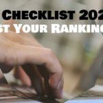 SEO Checklist for 2020 [ Boost Your Rankings in Google Search Engine ]