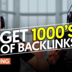 The Best Hack for Building Thousands of Backlinks Fast | Ep. #687