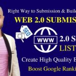 Top 50+ High PR Dofollow Web 2.0 Submission Sites List 2019 | Boost Google Ranking