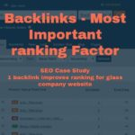 Where to get backlinks for local business website - SEO Case study
