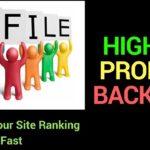 100+High PR Profile Creation Sites List 2019 | Create Do follow Backlinks