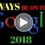 13 important ranking factors in 2018 || improve google rankings in 1 day.
