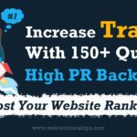 150+ High PR Quality Backlinks List - Boost Your Website Ranking 2020 [Hindi]