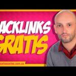 BACKLINKS GRATIS para SEO | Link Building en ESPAÑOL