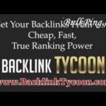 Buy Backlinks - Cheap Reliable Backlinks From Backlink Tycoon free backlink check for site on