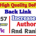 Creat Dofollow BackLink From High DA PA Site | Boost Your Domain Authority & Traffic