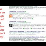 Google+ Boosts my Google Ranking - Are You On Google+ Yet?