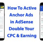 How To Active Anchor Ads in AdSense | Boost Your AdSense Earning 2018