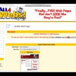 How To Get Authority Dofollow Backlinks From All4webs