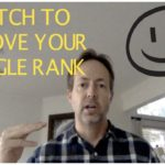 How To Improve Your Google Ranking Tutorial