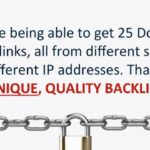 How to get good backlinks  for seo easily from social media step by step