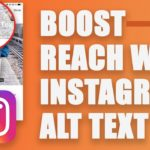 INSTAGRAM SEO - BOOST Your REACH and ENGAGEMENT with Instagram ALT TEXT