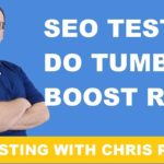 SEO Test Do Expired Tumblrs Increase Rankings