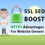 SSL secure websites boosted in Google search rank SEO tip