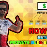 Setup PBN Private Blog Network (Aamir iqbal)