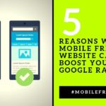 Why Mobile Friendly Website Can Help Boost Your Google Ranking 🤔 Responsive Web Design | DMT india