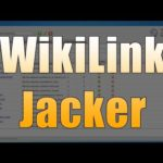 WikiLink Jacker Demo - Get FREE Wikipedia Backlinks!