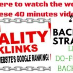 how to create high quality backlinks in 2020 | How to create backlinks manually | Off page SEO