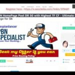 10 PBN Home Page Post DR 50 with Highest TF CF  Ultimate PBN Package On SEOClerks