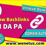 30+ Dofollow Backlinks on High Authority Domain | Backlink From High DA PA Website Instant Approval