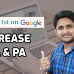 4 Simple Steps to Increase Website Domain Authority ( off Page SEO )