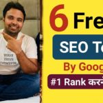 6 Free SEO Tools to Improve Your Website By Google