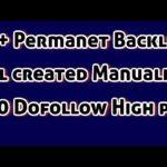 90 high pr dofollow backlinks