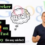 Alex Becker SEO - How To Rank #1 On Google Fast and Easy | Keyword Research