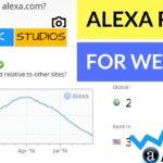 Best Website Traffic Ranking | Alexa Ranking Tips 2017