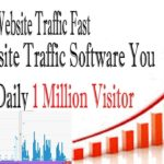 Best  Website Traffic Software You Can Get  Daily 1 Million Visitor