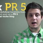 Buy PR 5 Backlinks for $5 on Fiverr