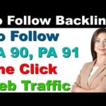 CREATE BACKLINKS HOW TO CREATE NO FOLLOW BACKLINKS AND GET FREE WEBSITE TRAFFIC FROM FLICKR 2019