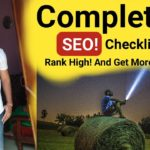Complete SEO CheckList To Boost Your Traffic From Google (23+ Points)