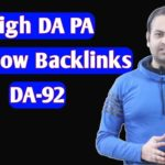 Dofollow backlinks sites list🔥High da pa backlinks list 🔥Off page SEO (Hindi)