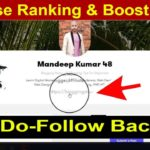 Free High Quality Dofollow Backlink | Improve SEO Ranking & Increase Website Traffic