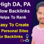 Free High Quality Dofollow Backlinks instant approval | improve Google Search Ranking | SEO